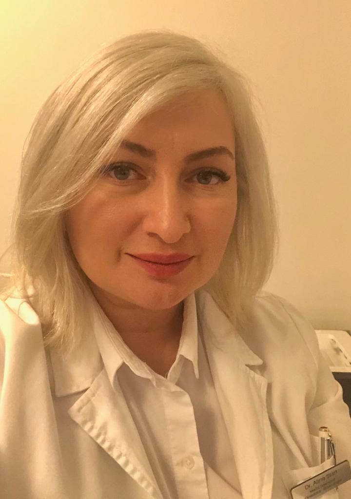 Dr Alina Stan